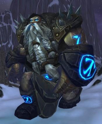 Iron Colossus
