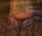 Suspicious Grain Crate