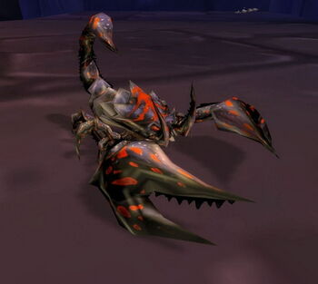 Qiraji Scorpion