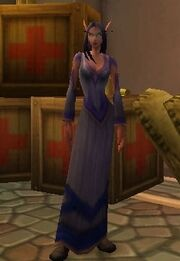 Dalaran Nurse's Gown