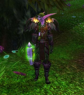 Furious Hyjal Warden