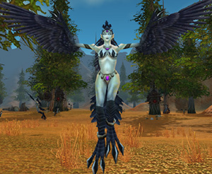 Witchwing Harpy