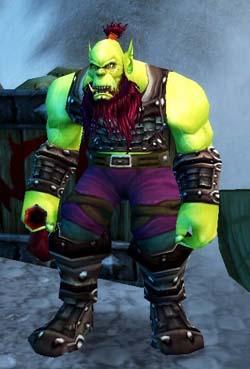 Frostwolf Quartermaster