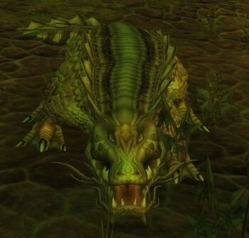 Young Sawtooth Crocolisk