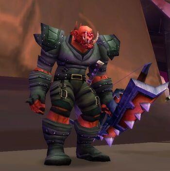Bleeding Hollow Archer