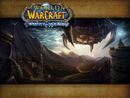 Wrath of the Lich King Acherus loading screen