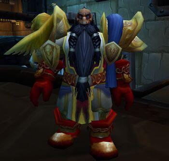 Glordrum Steelbeard