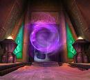 Halls of Origination Entrance