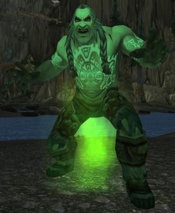 Vengeful Kvaldir Spirit