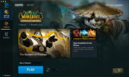 Battle.net app-Beta-WoW-PLAY