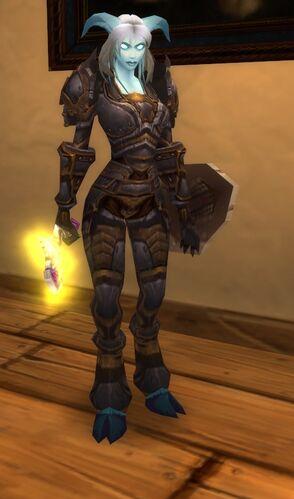 Lieutenant Tristia