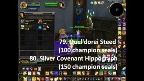 How to Mountain O'Mounts achievement guide (Alliance)