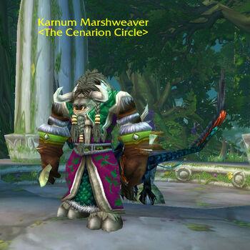 Karnum Marshweaver