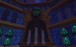 Desecrated Altar