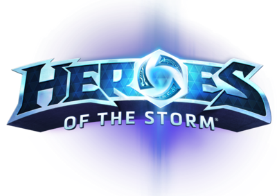 Heroes of the Storm logo 2015