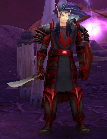 Sunfury Blood Knight