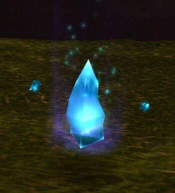 Infused Crystal