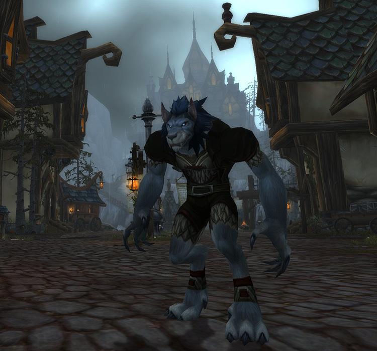 Lord Darius Crowley  NPC  World of Warcraft