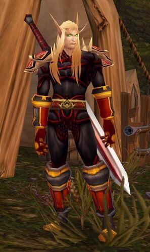 Mehlar Dawnblade