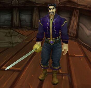 Captain John Brookman