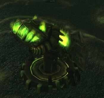 Legion Flak Cannon