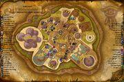Dalaran beta map