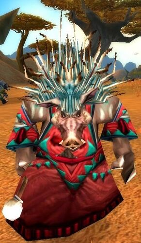 Elder Mystic Razorsnout