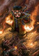 Gnome warlock