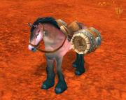 Brewfest Keg Pony