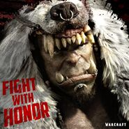 Durotan-Fight With Honor-Cgk gQVUUAA9Fpf