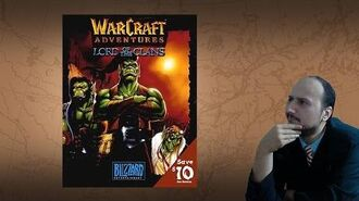 Gaming History Dead Games no one ever played Warcraft Adventures Lord of the Clans