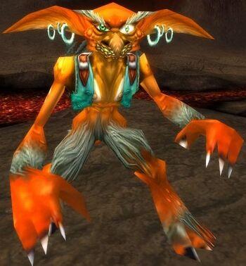 Flamekin Rager