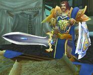 Highlord Bolvar Fordragon (Fordragon Hold)