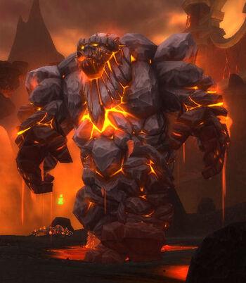 Molten Behemoth