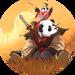 Pandaren Shodo Pan by Samwise circular cutout