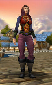 Cindercloth Vest