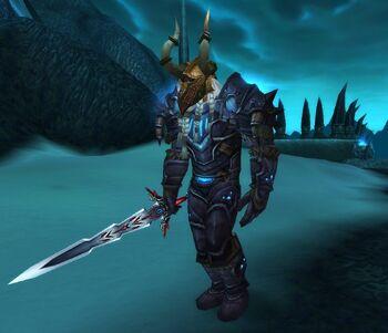 Death Knight Master