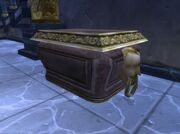 Dust Covered Chest