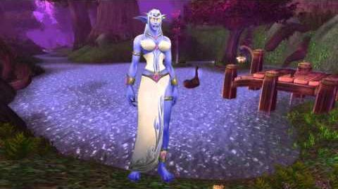 WoW Pro Lore Episode 3 The Kaldorei, Night Elves