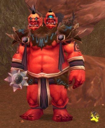 Bloodmaul Warlock
