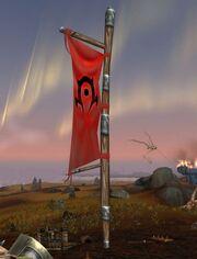 Warsong Banner