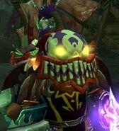 Amani Mask of Death