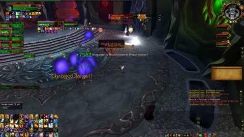 Lost Society vs Heroic Blood-Prince Council (10 man) Shattered Halls Eu