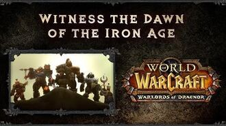 Age of Iron Trailer
