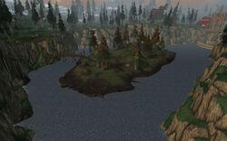 Lake Cauldros