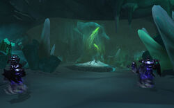 Frostmourne Cavern