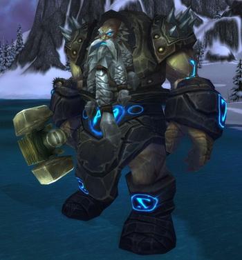 Stormforged Iron Giant