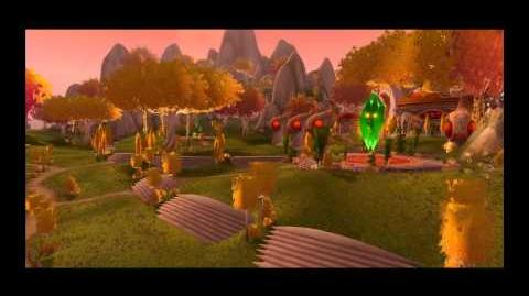 Blood Elf Intro Movie HD - World of Warcraft Cataclysm