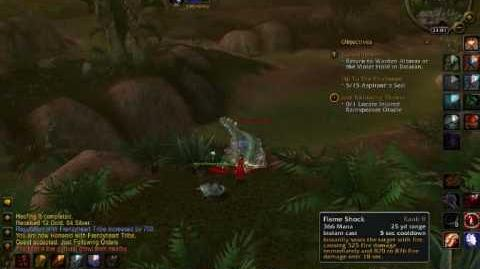 World Of Warcraft Unlocking The Frenzyheart Or Oracles Part3