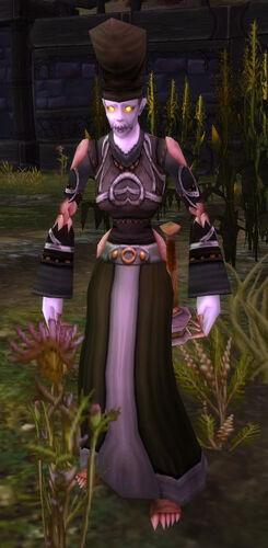Dark Cleric Claressa